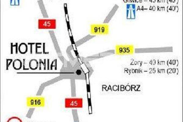 Hotel Polonia Raciborz - фото 6