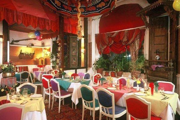 Hotel L'auberge Du Souverain - фото 16