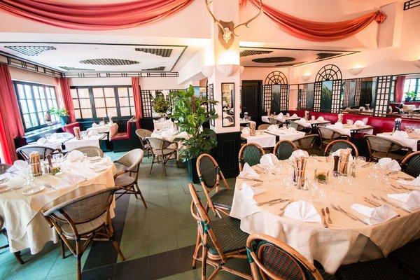 Hotel Au Repos Des Chasseurs - фото 11