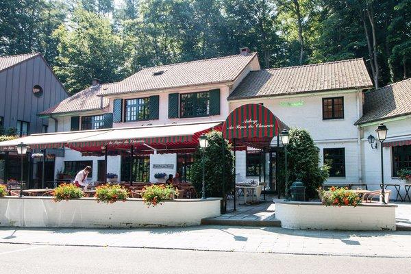 Hotel Au Repos Des Chasseurs - фото 23