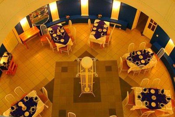 Отель Маски - фото 14