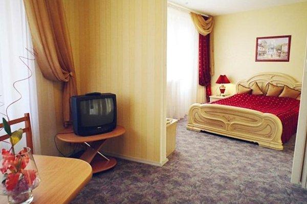 Отель Маски - фото 4