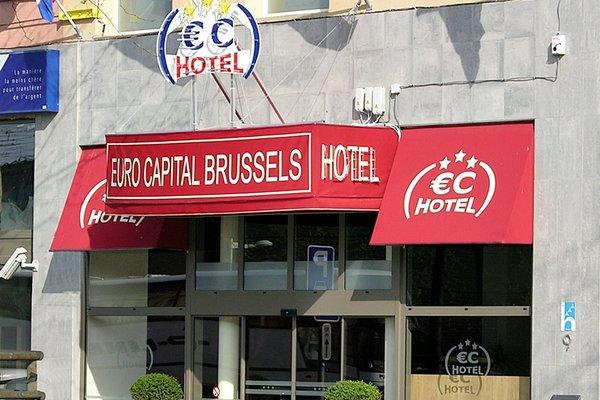 Hotel Euro Capital Brussels - фото 21