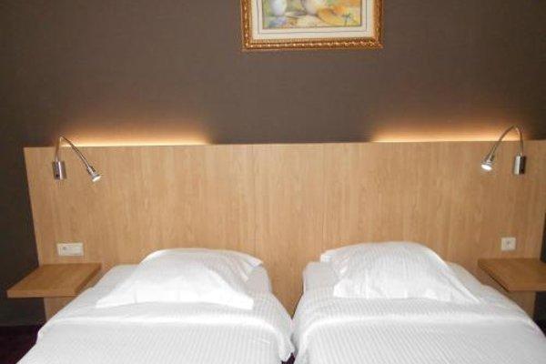 Hotel Euro Capital Brussels - фото 3