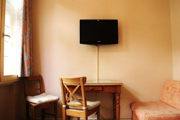 Hotel La Vieille Lanterne - фото 11