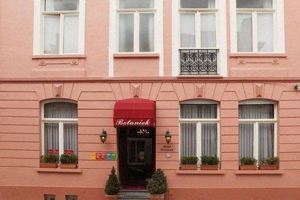 Hotel Botanique Brussels - фото 50