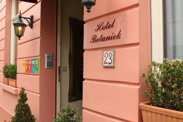 Hotel Botanique Brussels - фото 14