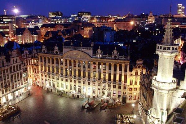 Hotel Botanique Brussels - фото 21