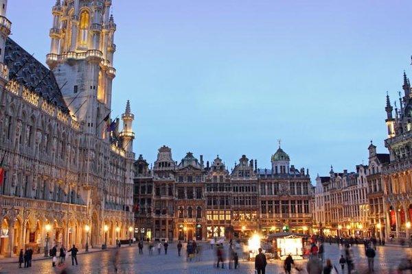 Hotel Botanique Brussels - фото 23