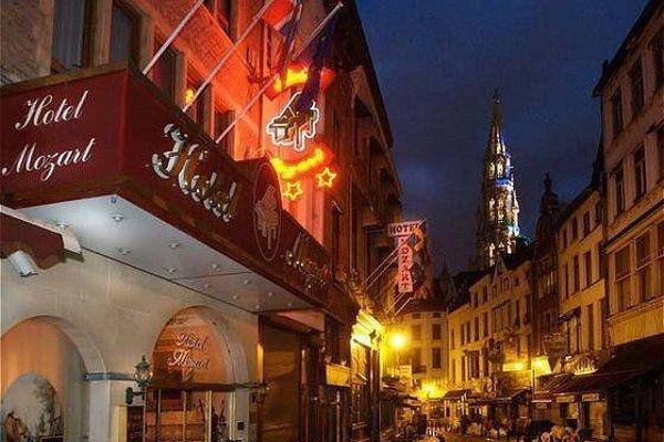 Hotel Mozart - фото 23