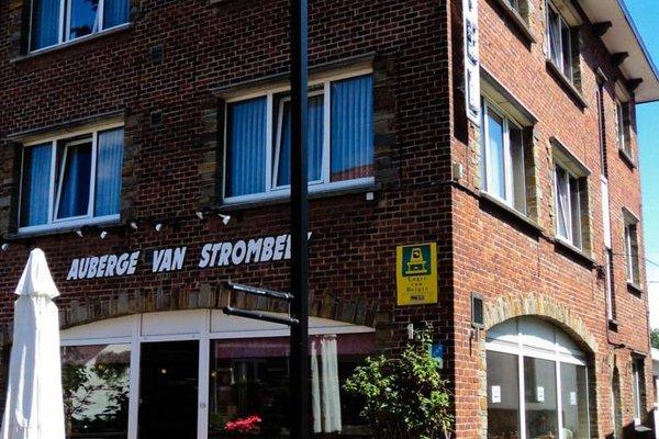 Hotel Auberge Van Strombeek - фото 22