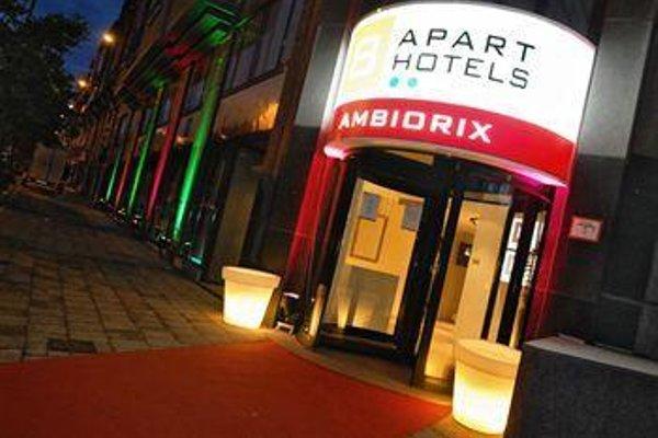 B-aparthotel Ambiorix - 16
