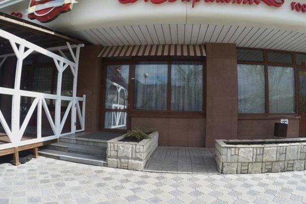 Мини-отель Барышня - фото 22