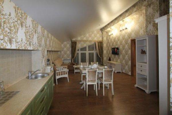 Отель «Альпийская сказка» - фото 10