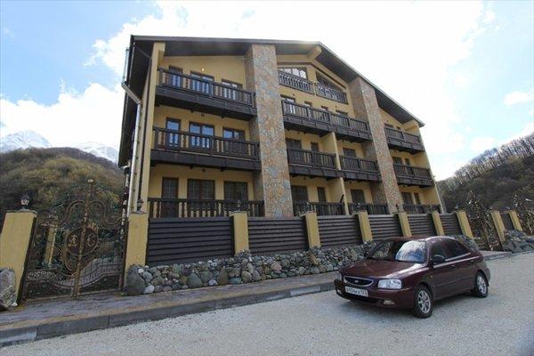 Отель «Альпийская сказка» - фото 23