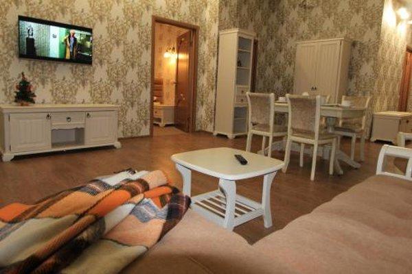 Отель «Альпийская сказка» - фото 9