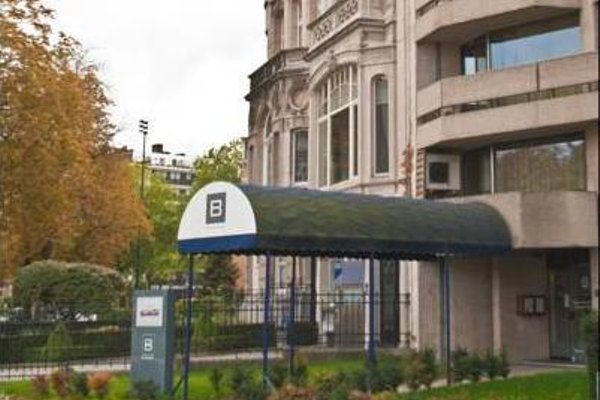 B-aparthotel Montgomery - 21