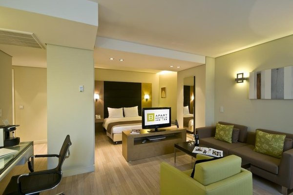 B-aparthotel Montgomery - 9