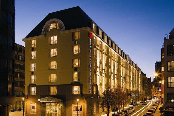 Renaissance Brussels Hotel - фото 21