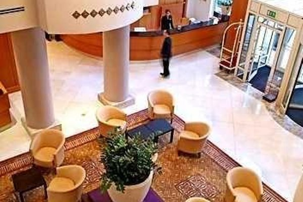 Renaissance Brussels Hotel - фото 5