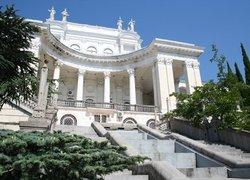 Фото 1 отеля Родина - Гаспра, Крым