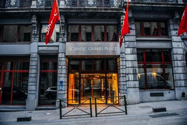 Hotel Scandic Grand Place - 20