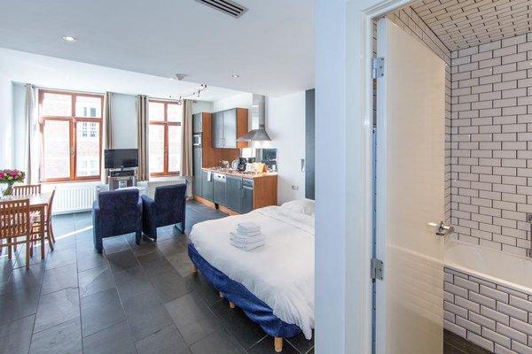 Azimut Flathotel Aparthotel - фото 5