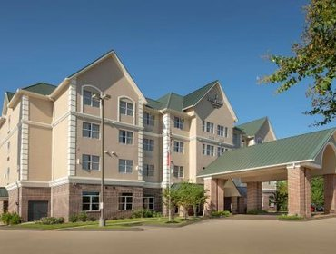 Апартаменты Country Inn & Suites By Carlson, Houston Intercontinental Airport East, TX