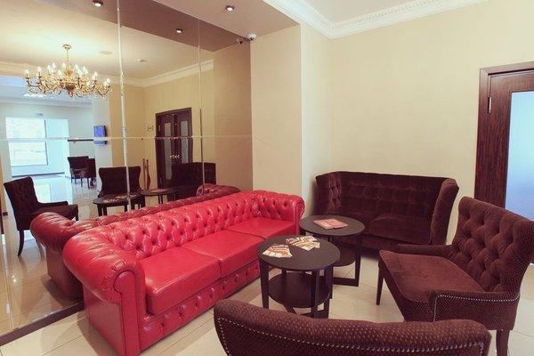 Отель Бардин - фото 4