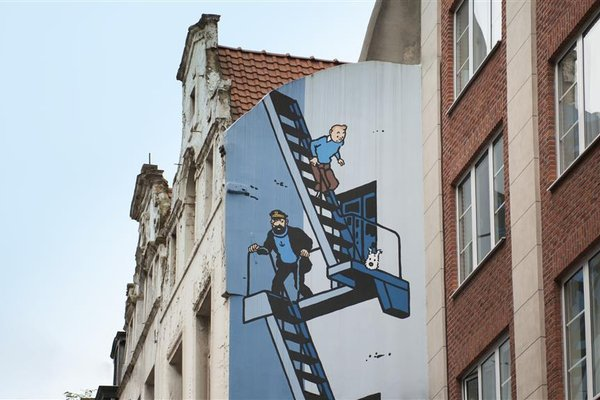 Aloft Brussels Schuman EU Hotel - фото 50