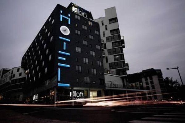 Aloft Brussels Schuman EU Hotel - фото 23