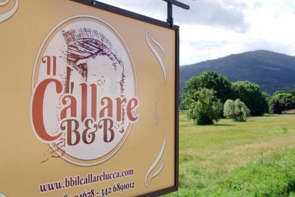 B&B Il Callare - фото 18