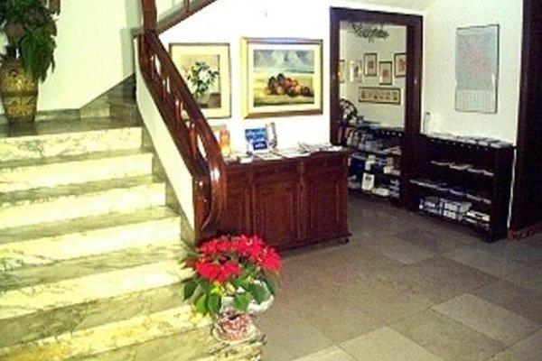 Hotel Flora - фото 14