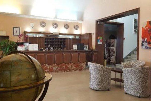 Hotel Flora - фото 15