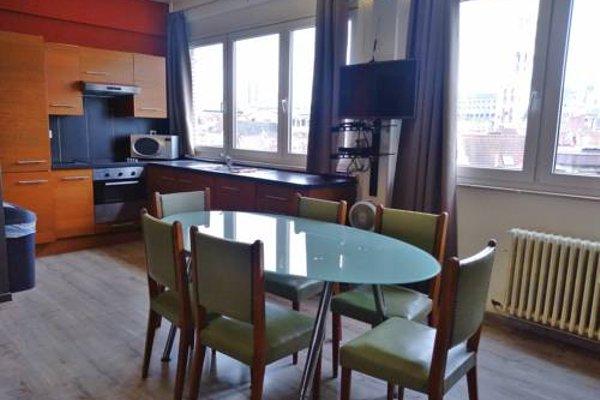 Apartments AMS Brussels Flats - фото 16