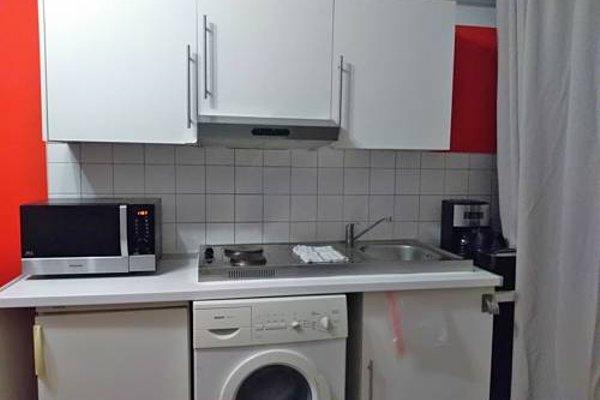 Apartments AMS Brussels Flats - фото 17