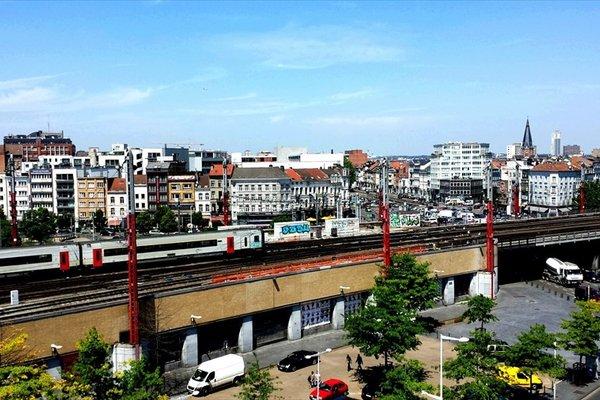 Hotel Continental Gare du Midi - фото 50
