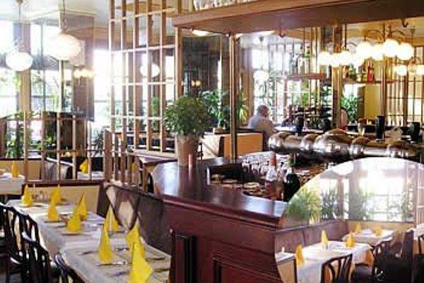 Hotel Continental Gare du Midi - фото 14