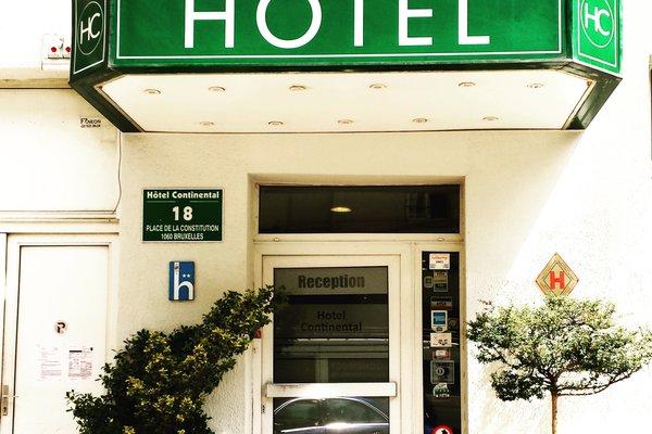 Hotel Continental Gare du Midi - фото 21