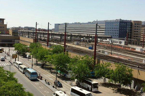 Hotel Continental Gare du Midi - фото 22