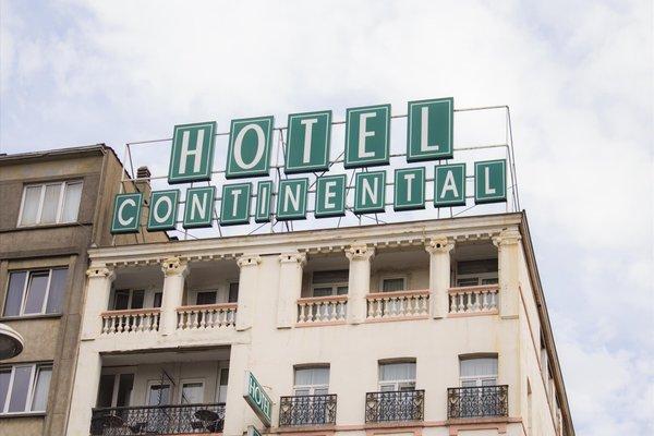 Hotel Continental Gare du Midi - фото 23