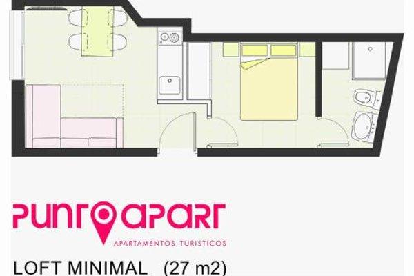 Apartamentos PuntoApart Cerrojo - фото 15