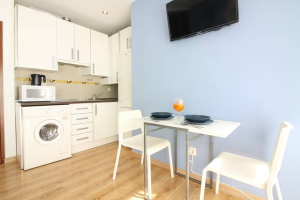 Frailes Apartments - фото 16