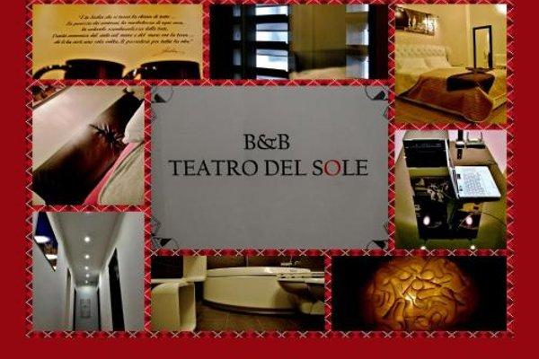 B&b Teatro Del Sole - фото 20