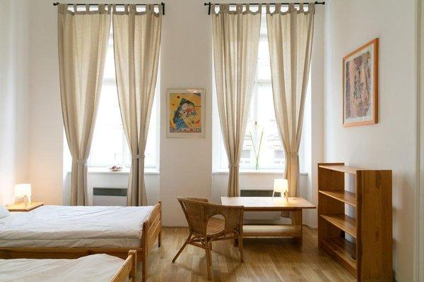 Apartment Serikova Mala Strana - фото 17