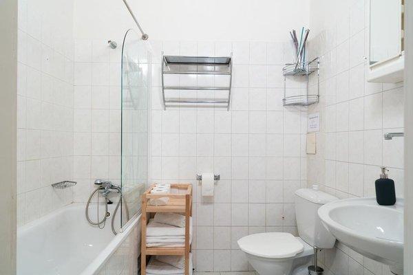Apartment Serikova Mala Strana - фото 11