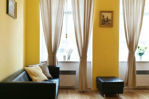 Apartment Serikova Mala Strana - фото 9