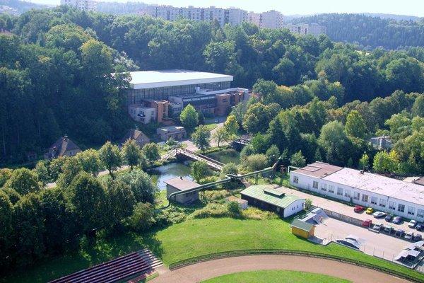 Hotel Zimni stadion Nachod - фото 19