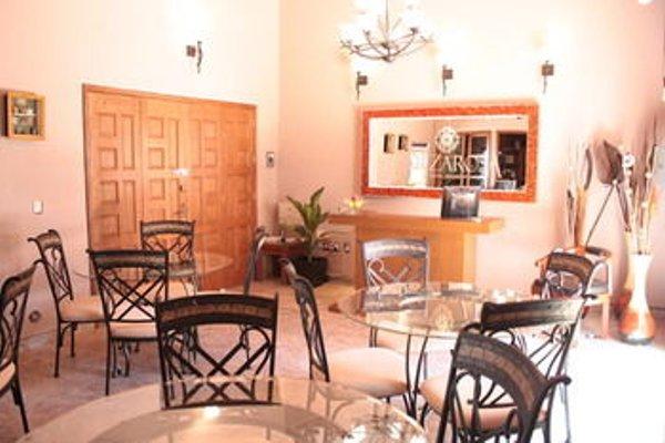 Zarzarosa Hotel Boutique - фото 11