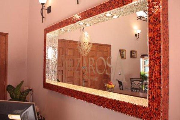 Zarzarosa Hotel Boutique - фото 15